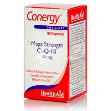 Health Aid CONERGY CoQ10 30mg, 90caps