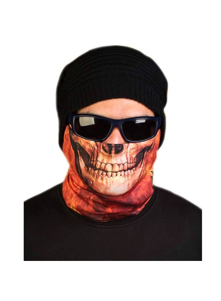 ALPINE THERMAL – FLAME SKULL