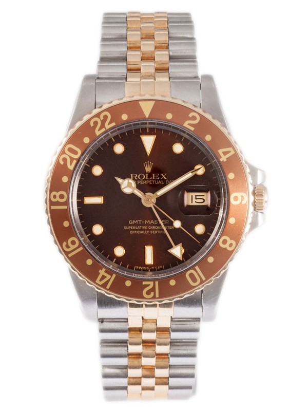 GMT Tiger Eye