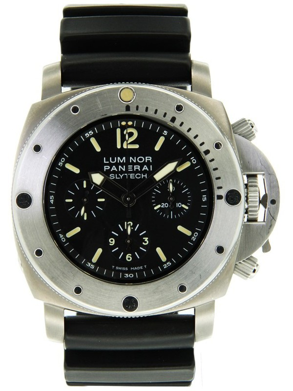 Luminor Submersible 1950 Chrono 1000m-Slytech