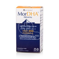 MINAMI - MorDHA Prenatal Supercritical 80% Omega-3 Fish Oil - 60softgels
