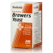 Health Aid SUPER BREWERS YEAST - Μαγιά Μπύρας, 240tabs