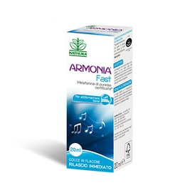 Armonia Fast Drops Melatonin 1mg 20ml