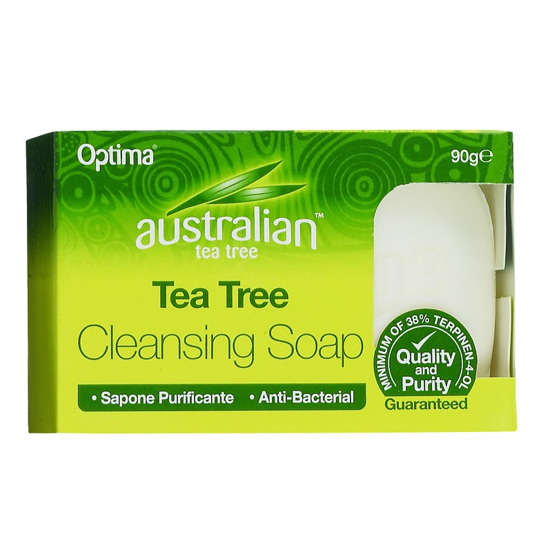 Australian Tea Tree Antiseptic Cleansing Soap