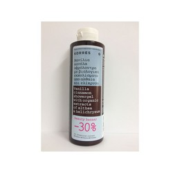 Korres Shower Gel Vanilla-Cinnamon 250ml