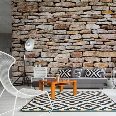 Stone wall 16 a