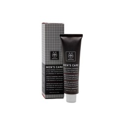 Apivita Men's care Soft Shaving Cream for Sensitive Skin with balsam and propolis