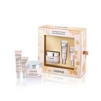 Caudalie Set Resveratrol Lift Face Lifting Soft Cream 50ml & Firming Serum 10ml & Eye Lifting Balm 5ml