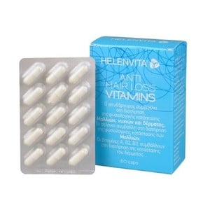 HELENVITA Anti hair loss vitamin 60caps