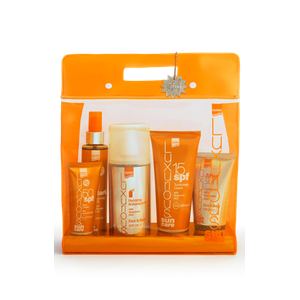 LUXURIOUS Suncare medium protection Πακέτο αντηλιακής προστασίας