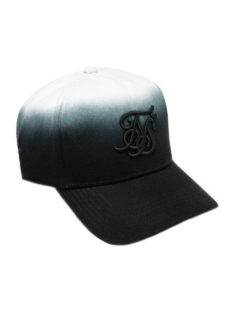 SikSilk Full Trucker - Black