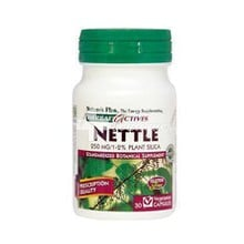 Nature's Plus, Nettle 250mg, 30vcaps