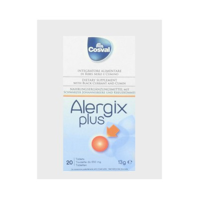 Cosval - Allergix Plus - 20 tabs