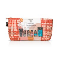APIVITA - PROMO PACK BEAUTY TRAVEL MOOD Travel Essentials - 6τεμ.