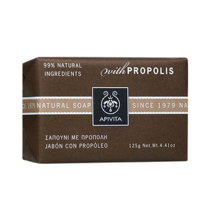 APIVITA Natural soap with propolis 125gr