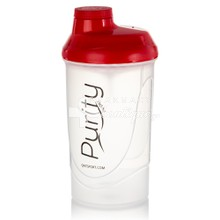 QNT Purity Shaker - Κόκκινο, 600ml