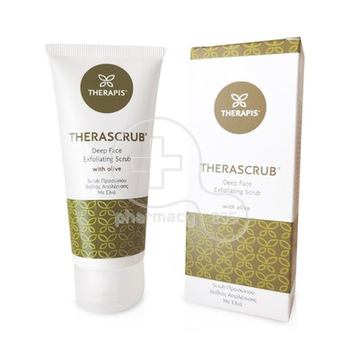 THERAPIS - THERASCRUB Deep Face Exfoliating Scrub - 75ml