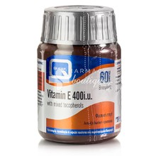 Quest Vitamin E 400IU - Mixed Tocopherols, 60 caps