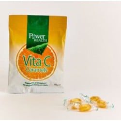 Power Health Vita C Caramels 60g