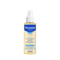 MUSTELA BABY OIL NORMAL SKIN 100ML