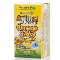 NATURE'S PLUS - SOURCE OF LIFE ANIMAL PARADE Omega 3/6/9 Junior - 90softgels
