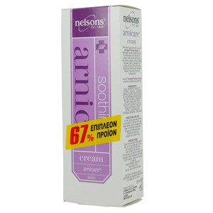 POWER HEALTH Nelsons arnica cream 50ml +67% επιπλέον προϊόν