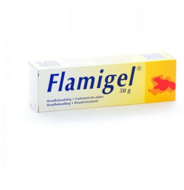 FLAMIGEL GEL 50GR
