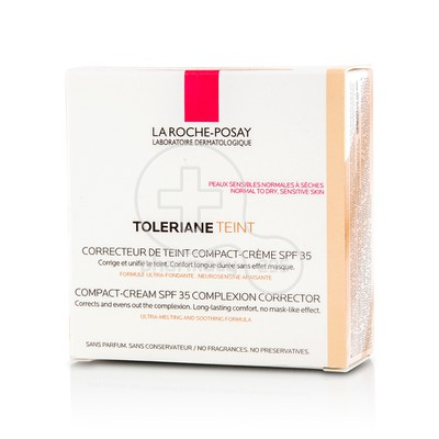 LA ROCHE-POSAY - TOLERIANE TEINT Compact 10 (Ivory) - 9gr