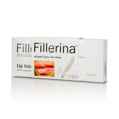 FILLERINA - Lip Volume Gel Grade 3 - 5ml