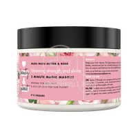 LOVE BEAUTY AND PLANET - Μάσκα Μαλλιών Muru Muru Butter And Rose - 300ml