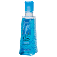 REVAL PLUS HANDGEL ANTISEPTIC CRYSTAL 100ML