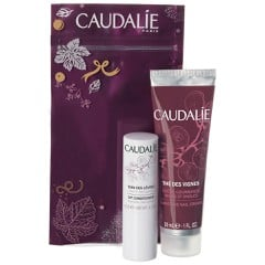 Caudalie The Des Vignes Κρέμα Χεριών ,30ml + Lip Conditioner 4,5gr
