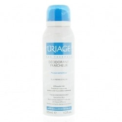 Uriage Deodorant Fraicheur Spray 125ml