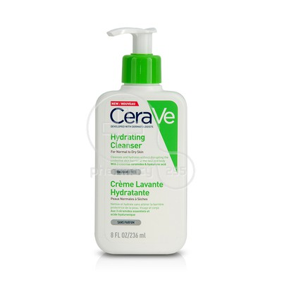 CERAVE - Hydrating Cleanser - 236ml