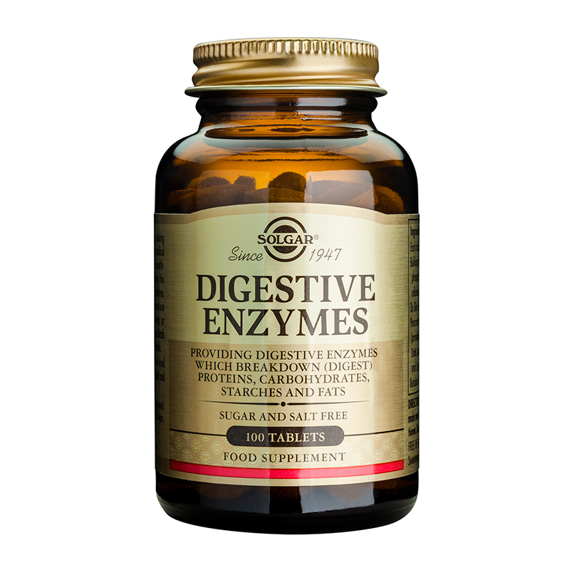 Digestive Enzynes  tablets