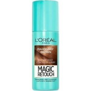 L oreal magic retouch mahogany brown