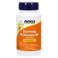 NOW EVENING PRIMROSE OIL (ΝΥΧΤΟΛΟΥΛΟΥΔΟ) 500 MG, 100 SOFTGELS
