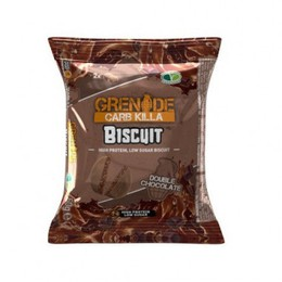 Grenade Carb Killa Biscuit Double Chocolate 50gr