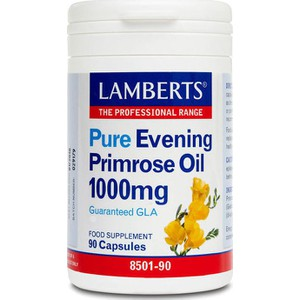 Lamberts evening primrose oil 1000mg 90 kapsoules