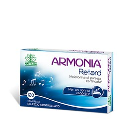 Armonia Retard Melatonin 1mg 120tabs