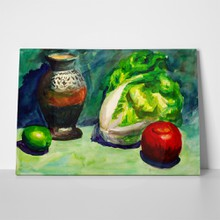 Vegetables and fruits watercolor 75571204 a