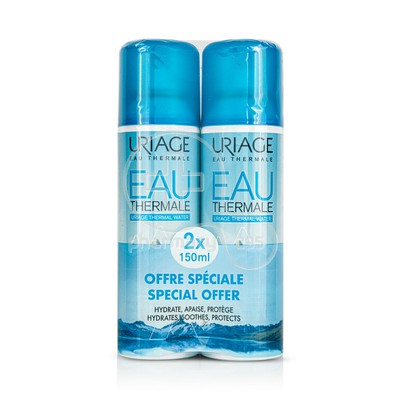 URIAGE - PROMO PACK 2 ΤΕΜΑΧΙΑ Eau Thermale - 150ml