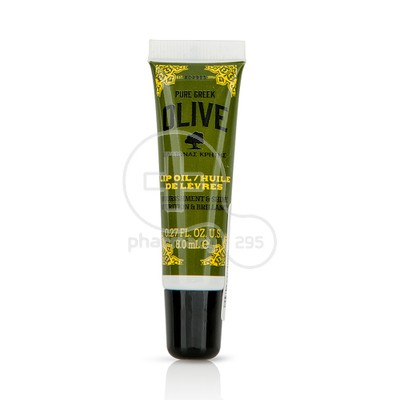 KORRES - OLIVE Lip Oil Shine - 8ml