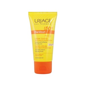 Uriage bari sun tinted cream spf 50