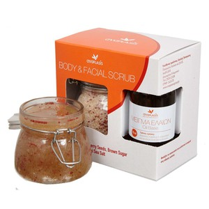 Body   facial scrub