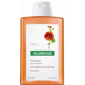 Klorane shampoo with nasturtrium   200ml