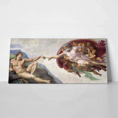 Creation of adam a
