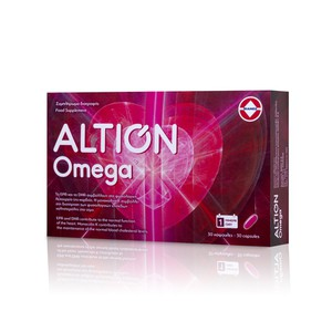 ALTION Omega 30 caps