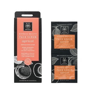 Express beauty mask apricot
