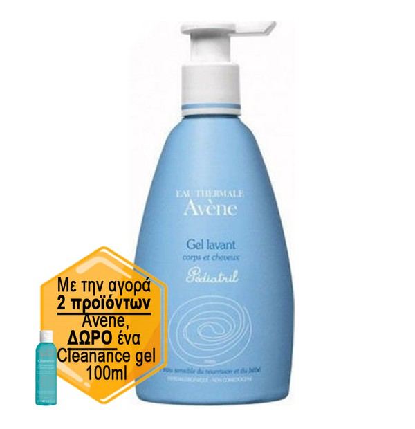 AVENE PEDIATRIL GEL Καθαρισμού 500ML